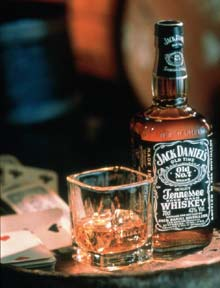Jack Daniels Old No.7 - Tennessee Whiskey